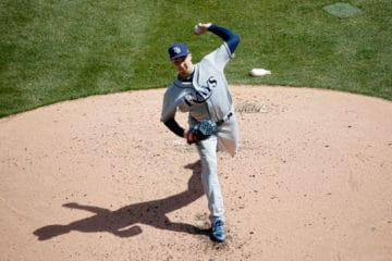 0b68a81c316 Tampa Bay Rays Starting Rotation Continues to Impress With MLB s Best ERA