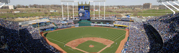Photo by the Kansas City Royals
